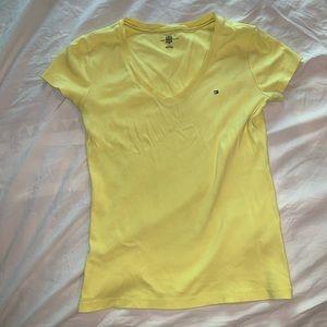 Tommy Hilfiger Yellow Shirt